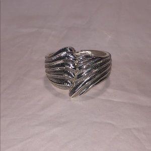 SilverWorks Angel Wing Bracelet.